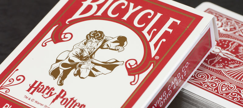 Bicycle Harry Potter Playing Cards