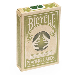 Bicycle Green Label Playing Cards