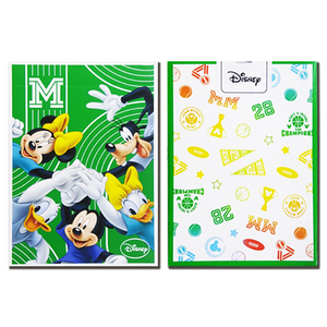 Disney Mickey Mouse and Friends Playing Cards