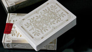 Monarchs White v2 Playing Cards