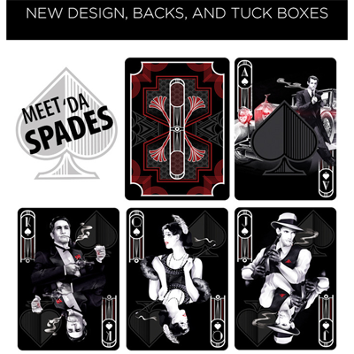 Bicycle Made Kingpin Playing Cards