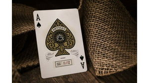 Artisans Black Playing Cards