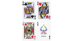 Spectrum Edge Playing Cards