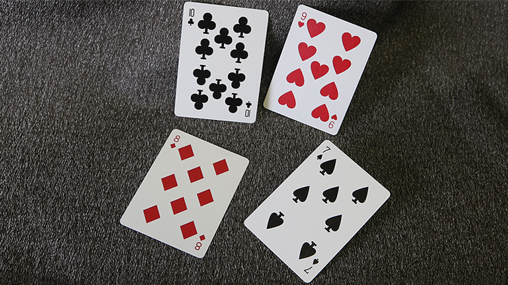 Bicycle Chainless Red Playing Cards
