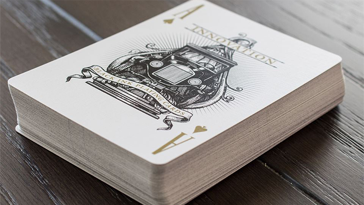 Innovation Blue Signature Edition Playing Cards