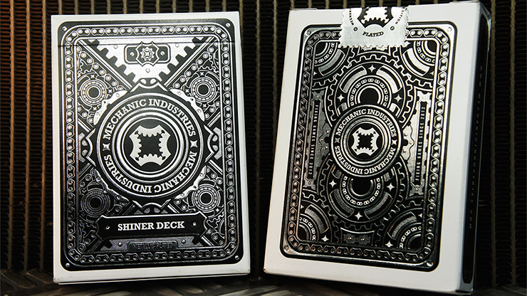 Mechanic Shiner Playing Cards