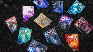 Bicycle Constellation Series Scorpio Playing Cards