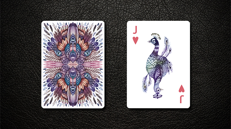 Bicycle AVES Uncaged Playing Cards