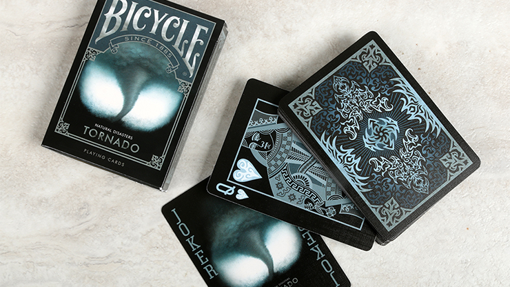 Bicycle Natural Disasters Tornado Playing Cards