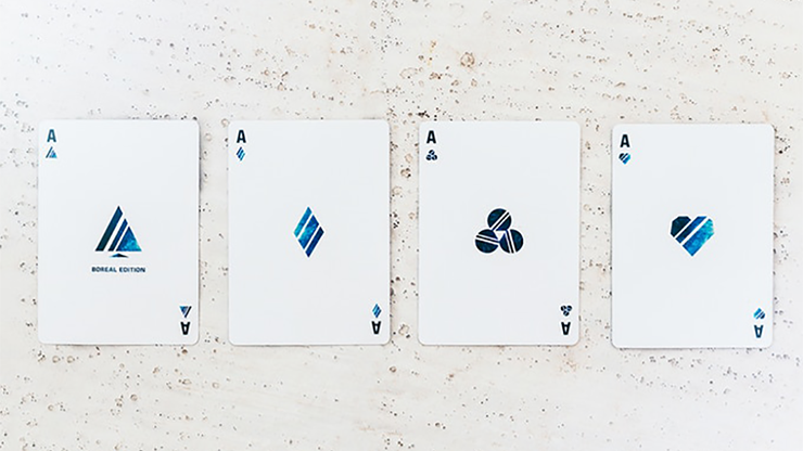 Odyssey Boreal Edition Playing Cards
