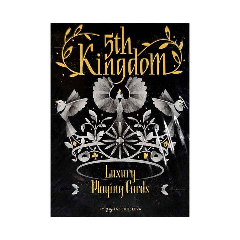 5th Kingdom Prototype Playing Cards
