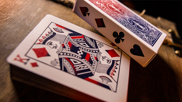 Bicycle Ombre Numbered Edition Playing Cards