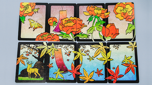 Hanami Hanafuda Playing Cards