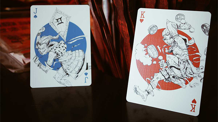 Raijin Playing Cards