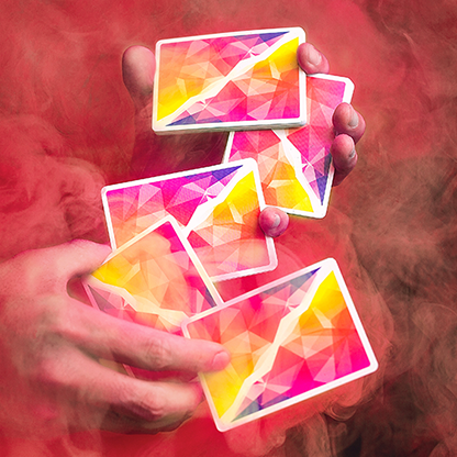 Art of Cardistry Red Playing Cards