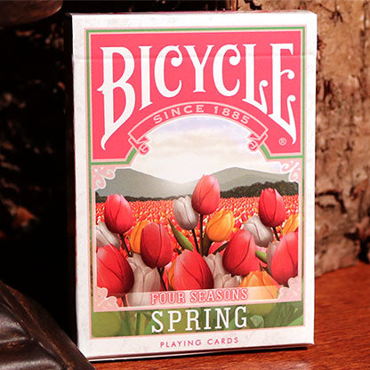 Bicycle Four Seasons Spring Playing Cards
