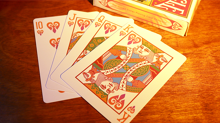 Bicycle Four Seasons Summer Playing Cards