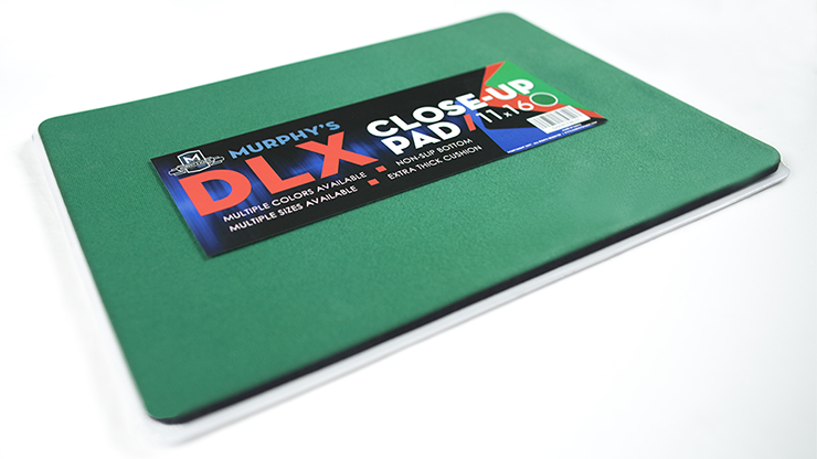 "Close-Up Pad Deluxe 11"" x 16"" Green"