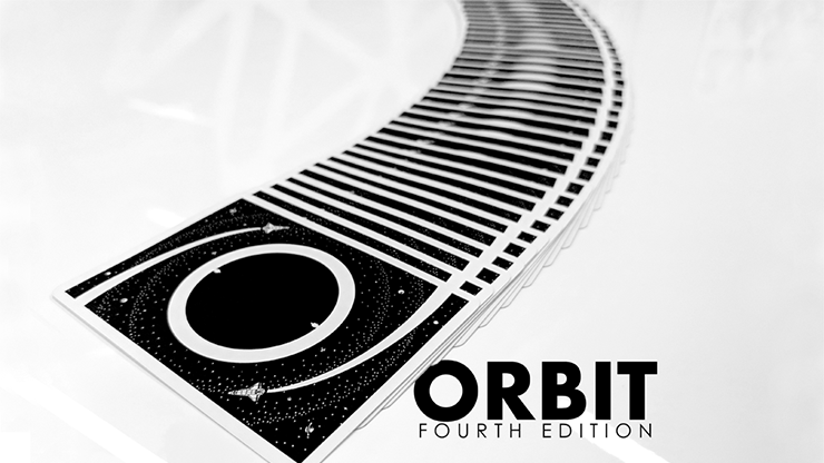 The Orbit Fourth Edition Playing Cards