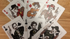 Bicycle Wild West Outlaw Playing Cards