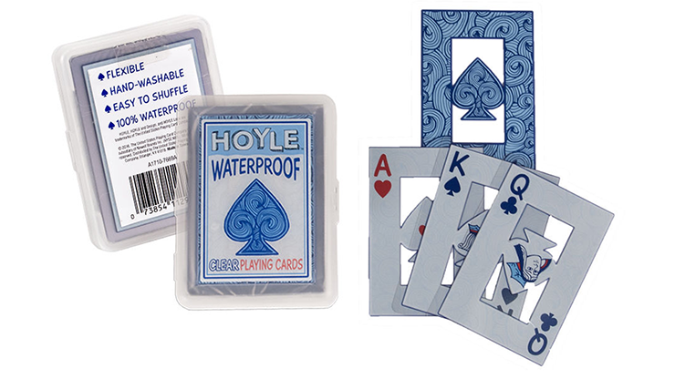 Hoyle Waterproof Playing Cards