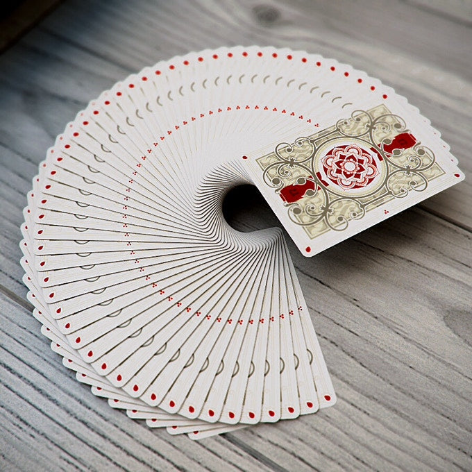 No. 17 Playing Cards