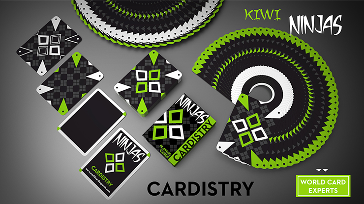 Cardistry Ninja Playing Cards