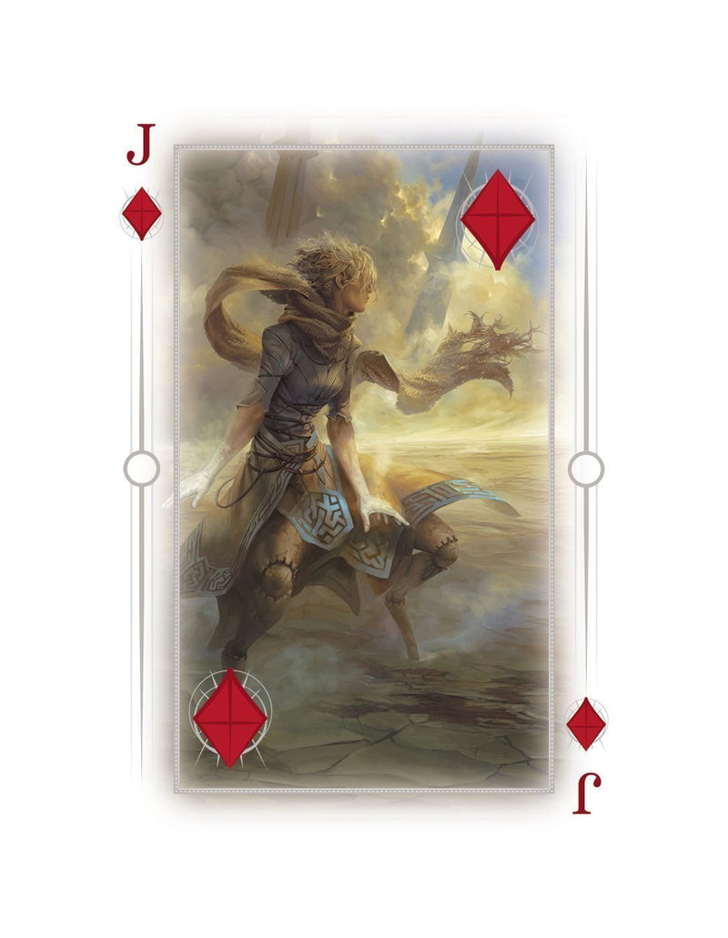 Angelarium Enochian Playing Cards