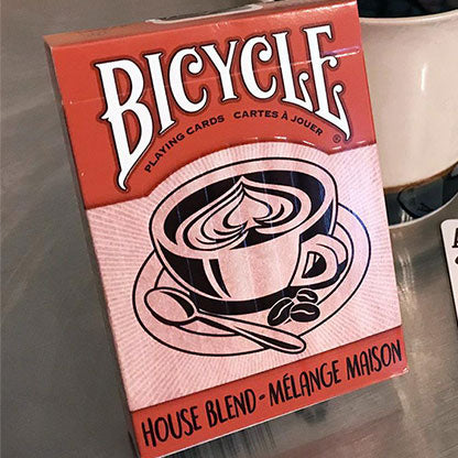 Bicycle House Blend Playing Cards