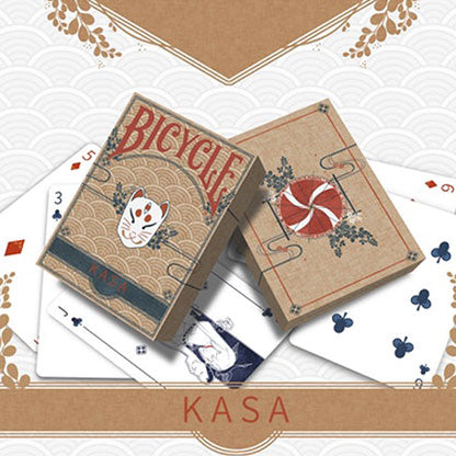BIcycle Kasa Wood Edition Playing Cards