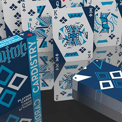 Cardistry Switch Playing Cards