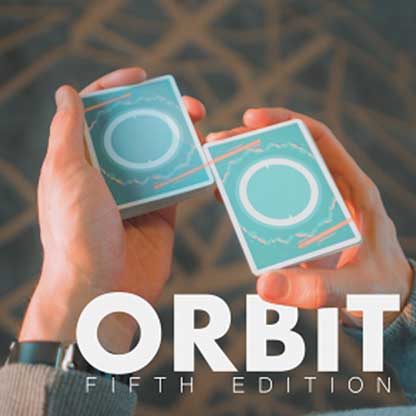 The Orbit Fifth Edition Playing Cards
