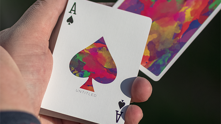 Untitled v1 Playing Cards
