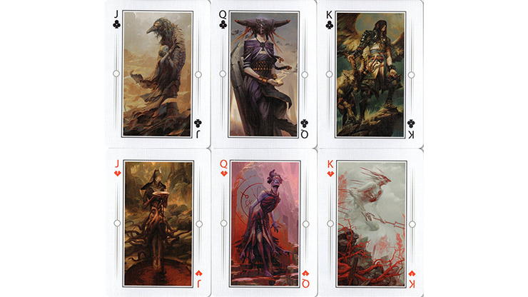 Bicycle Angelarium Watchers Playing Cards