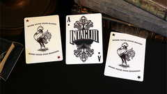 Intaglio Playing Cards