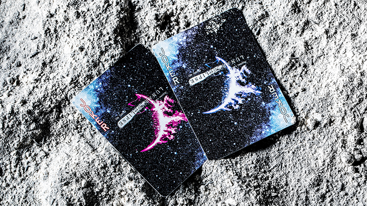 Bicycle Lunar Eclipse Playing Cards