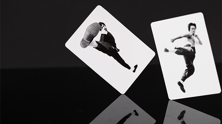Bruce Lee Official Playing Cards