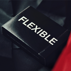 Flexible Black Playing Cards