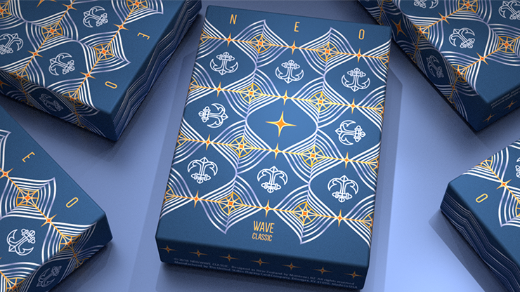 Neo Wave Classic Playing Cards