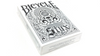 Bicycle Styx White Playing Cards