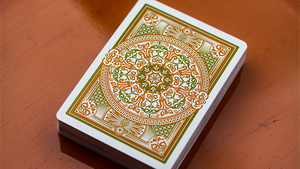 Tally-Ho Olive Players Edition Playing Cards