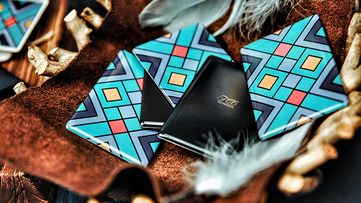 Edge Jelly Trainers Playing Cards
