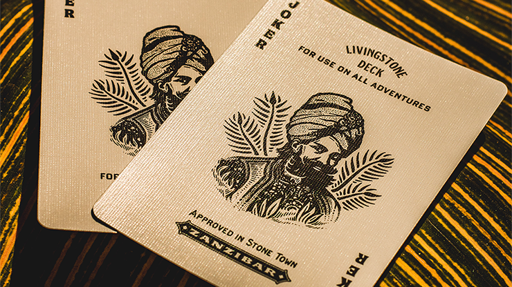 Livingstone Deluxe Edition Playing Cards