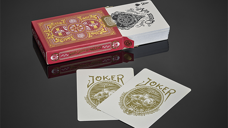 Voyage Playing Cards