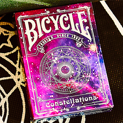 Bicycle Constellation v2 Playing Cards