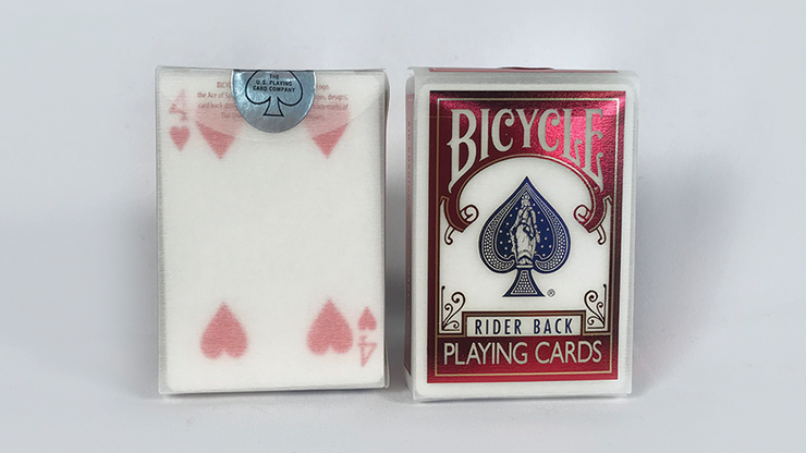 Bicycle Reveal Tuck Playing Cards