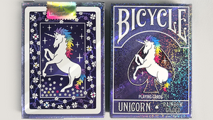 Bicycle Unicorn Gilded Edition Playing Cards
