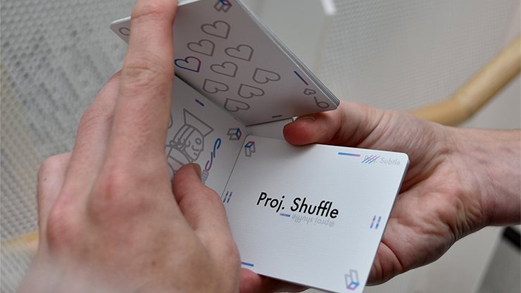 Subtle Playing Cards