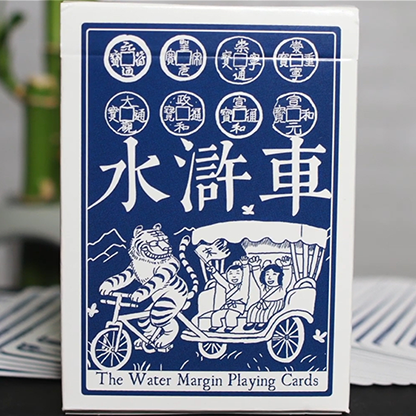 Water Margin Playing Cards