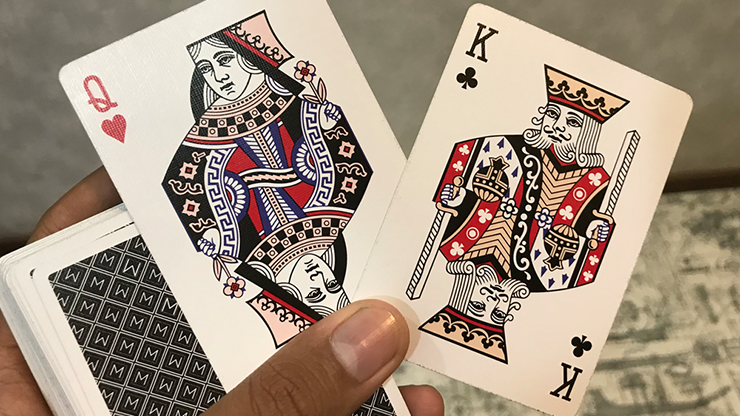 Mortalis (Marked) Playing Cards
